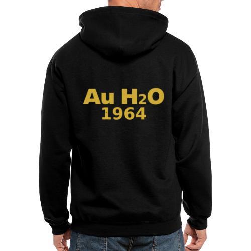AuH2O 1964 - Men's Zip Hoodie