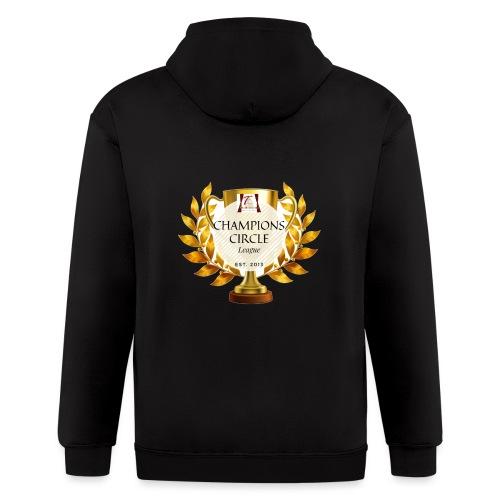 Champions Circle League - Men's Zip Hoodie
