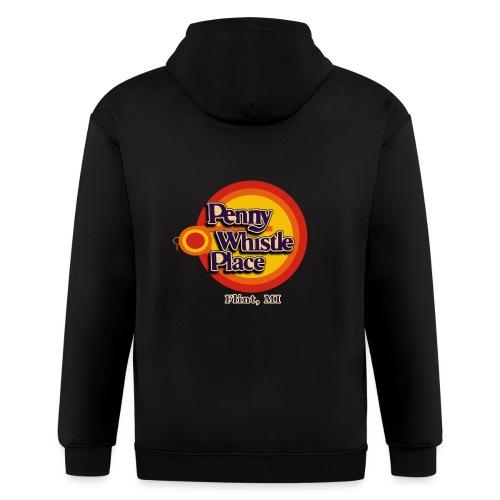 Penny Whistle Place - Men's Zip Hoodie