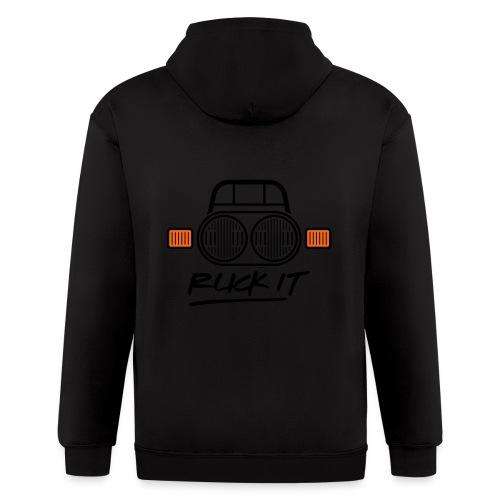 Ruck It - Men's Zip Hoodie