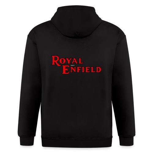 Royal Enfield - AUTONAUT.com - Men's Zip Hoodie