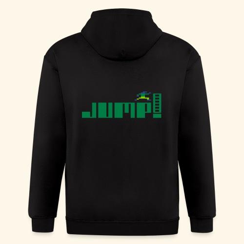 Jump! - Men's Zip Hoodie