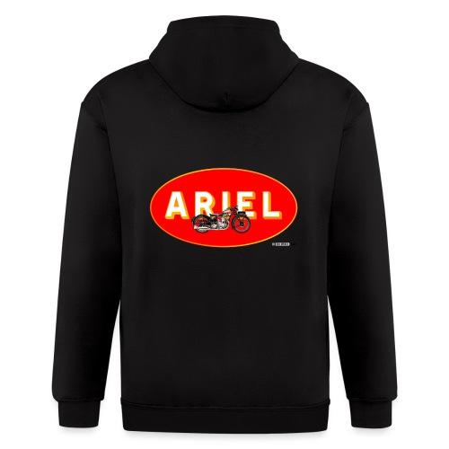 Ariel - dd - AUTONAUT.com - Men's Zip Hoodie