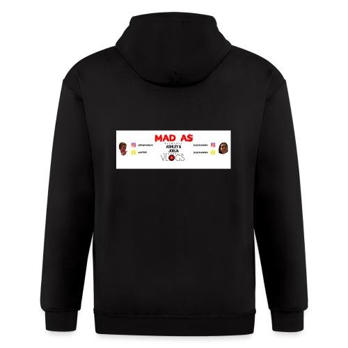 Banner - Men's Zip Hoodie