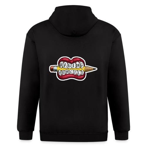 Raging Pencils Bargain Basement logo t-shirt - Men's Zip Hoodie