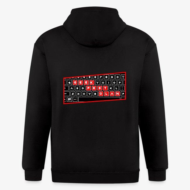 Keyboard PC Red