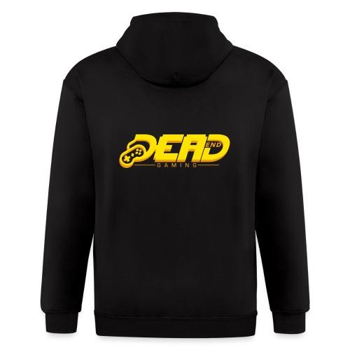 Dead End Gaming - Men's Zip Hoodie