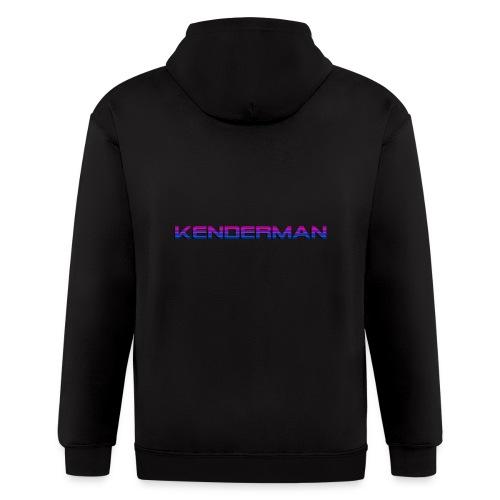 Kendermerch - Men's Zip Hoodie