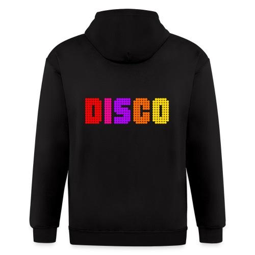 disco - Men's Zip Hoodie