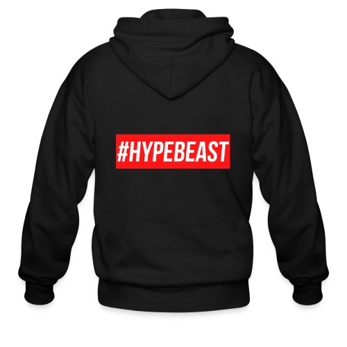 #Hypebeast - Men's Zip Hoodie