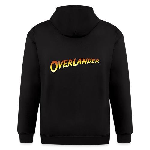 Overlander - Autonaut.com - Men's Zip Hoodie