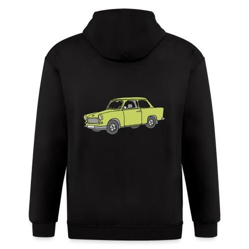 Trabant (baligreen car) - Men's Zip Hoodie