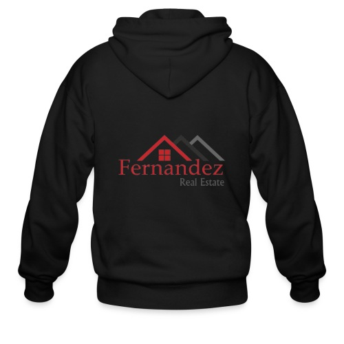 Fernandez Real Estate - Men's Zip Hoodie