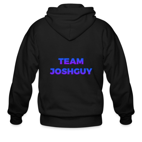 Team JoshGuy - Men's Zip Hoodie