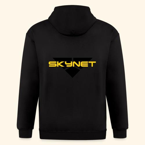 Skynet - Men's Zip Hoodie