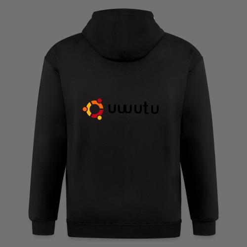 UWUTU - Men's Zip Hoodie
