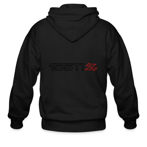 155 TI Zagato - Men's Zip Hoodie