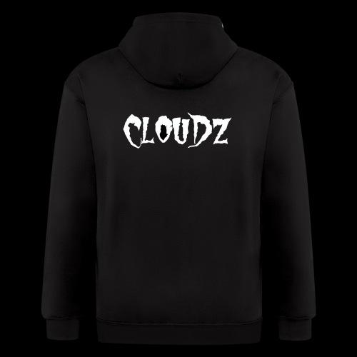 Cloudz Merch - Men's Zip Hoodie