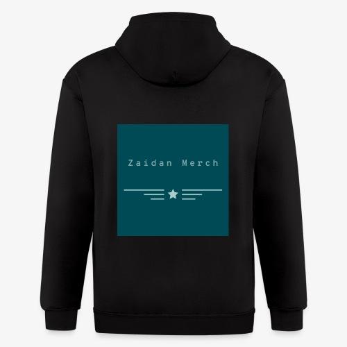 Zaidan Merch - Men's Zip Hoodie