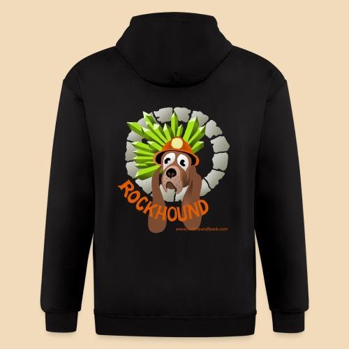 Rockhound - Men's Zip Hoodie