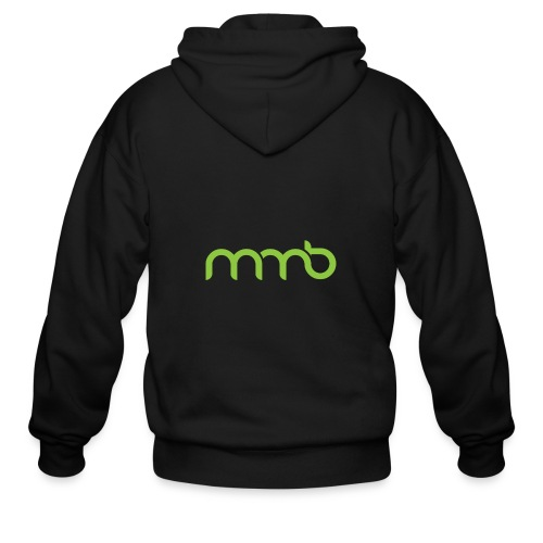 MMB Apparel - Men's Zip Hoodie