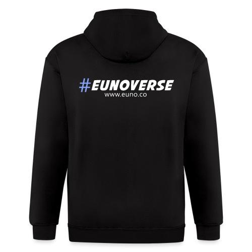 #Eunoverse Tag - Men's Zip Hoodie
