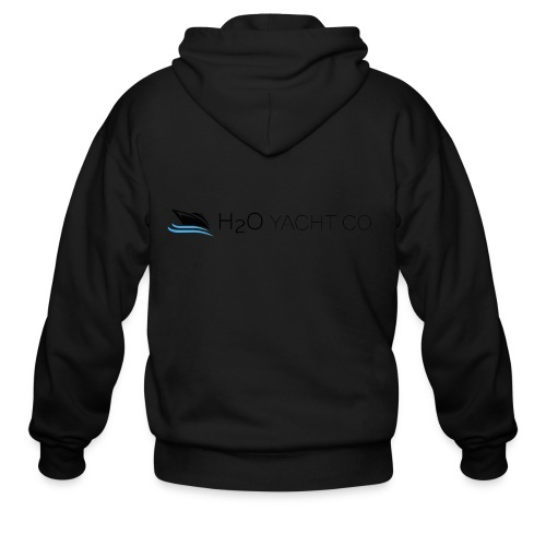 H2O Yacht Co. - Men's Zip Hoodie