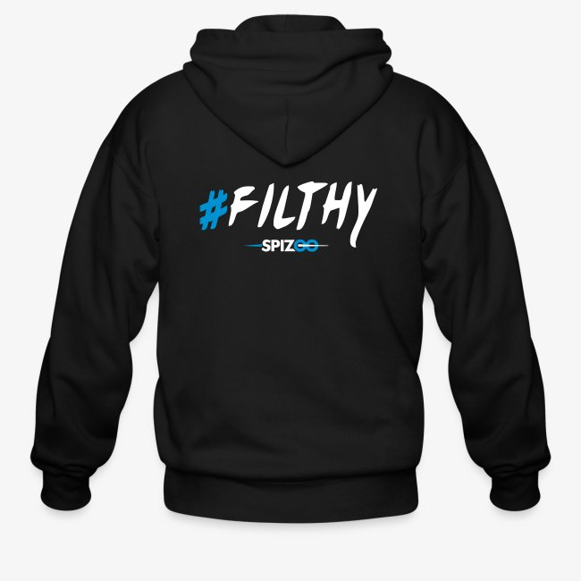 #Filthy Black - Spizoo Hashtags