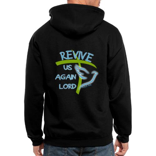 Revive us again - Men's Zip Hoodie