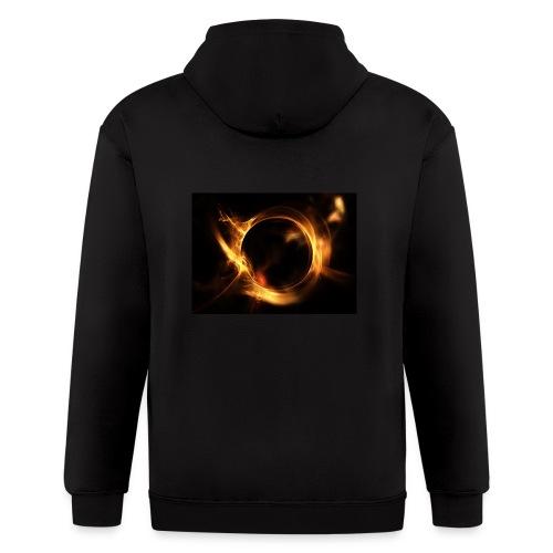 Fire Extreme 01 Merch - Men's Zip Hoodie