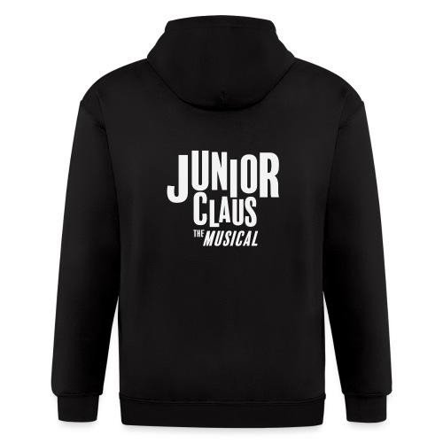 Junior Claus - Men's Zip Hoodie