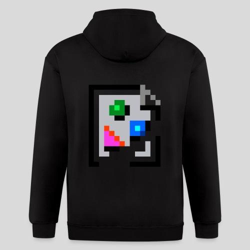 Broken Graphic / Missing image icon Mug - Men's Zip Hoodie
