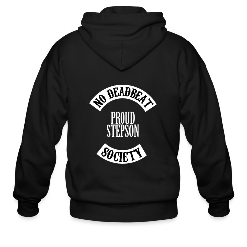 Proud Stepson T-shirt (Kids) - Men's Zip Hoodie