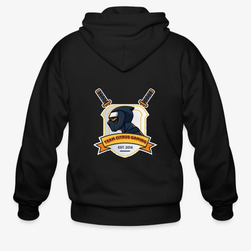 Tcg Official Logo - Men's Zip Hoodie