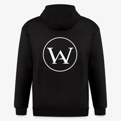 WA - Men's Zip Hoodie