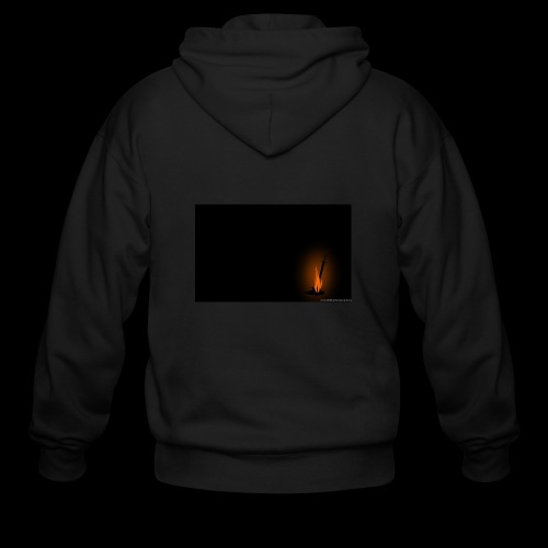 Fire-Links - Men's Zip Hoodie