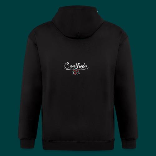 Coolhole - Men's Zip Hoodie