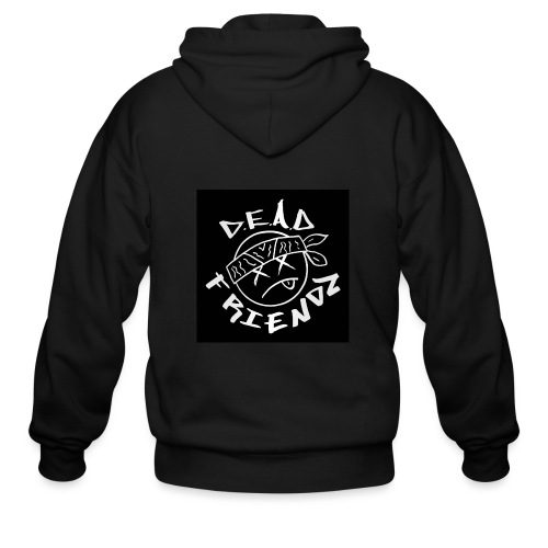 D.E.A.D FRIENDZ Records - Men's Zip Hoodie