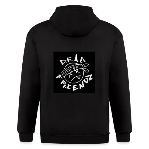 D.E.A.D FRIENDZ Records - Men's Zip Hoodie