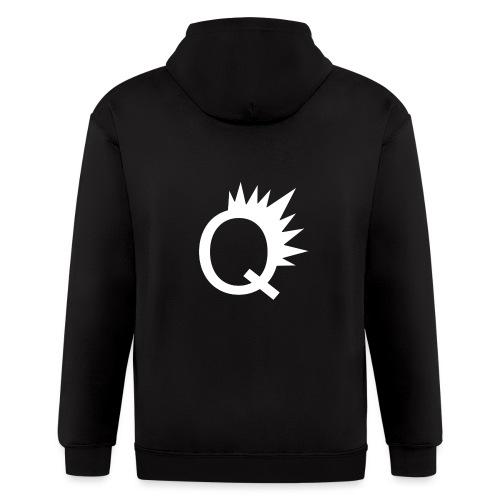 Mark of Quirk MWG T-Shirt - Men's Zip Hoodie