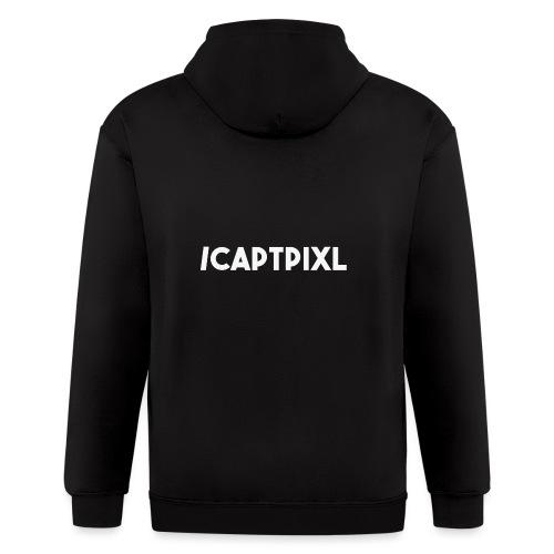 My Social Media Shirt - Men's Zip Hoodie