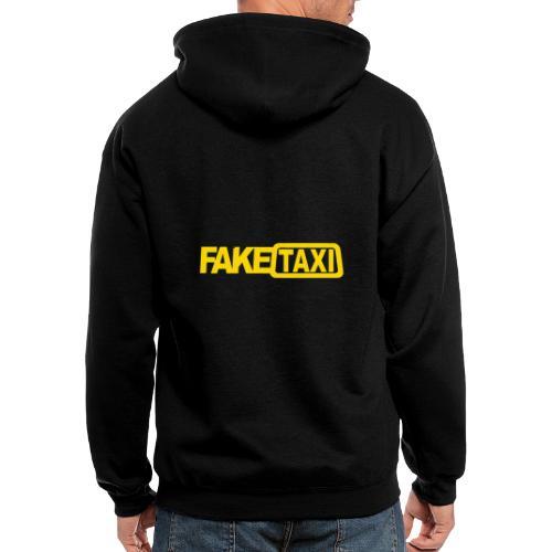 FAKE TAXI Duffle Bag - Men's Zip Hoodie