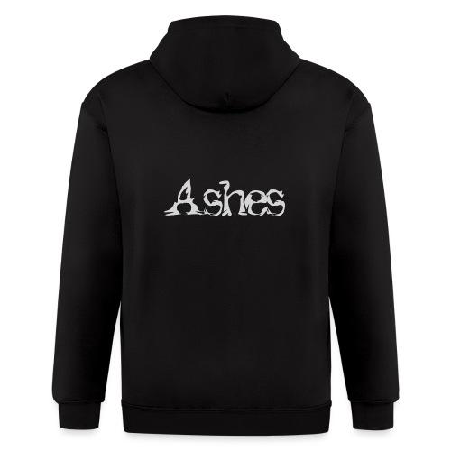 Ashes - Men's Zip Hoodie