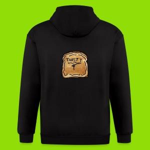 Toasty - Men's Zip Hoodie