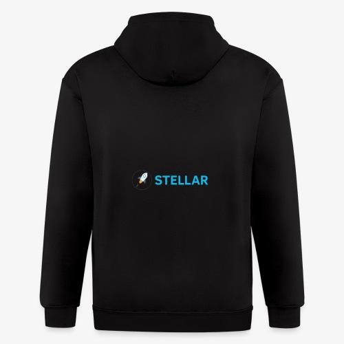 Stellar - Men's Zip Hoodie