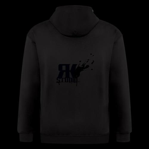 RKStudio Black Version - Men's Zip Hoodie