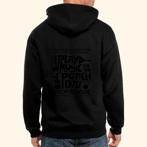 PMOTPD2021 SHIRT - Men's Zip Hoodie