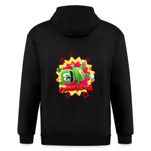 Gummibär Starburst - Men's Zip Hoodie