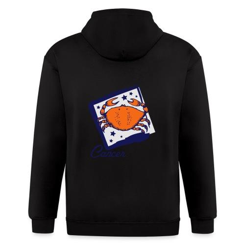 Cancer - Men's Zip Hoodie