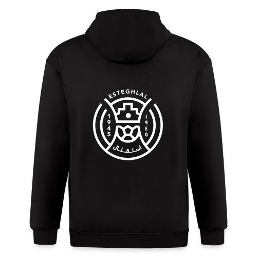 Esteghlal t-shirt - Men's Zip Hoodie